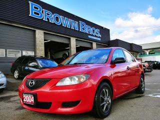 Used 2004 Mazda MAZDA3 GS for sale in Surrey, BC