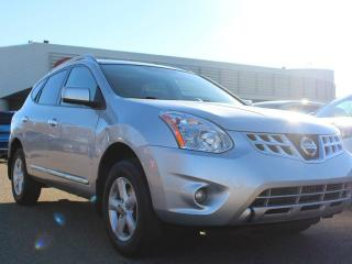 Used 2013 Nissan Rogue S, SUNROOF, CRUISE CONTROL, BLUETOOTH, AIR CONDITIONING for sale in Edmonton, AB