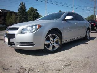 Used 2011 Chevrolet Malibu PLATINUM for sale in Whitby, ON