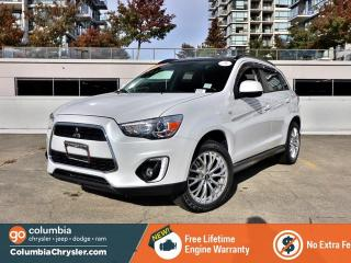 Used 2015 Mitsubishi RVR GT for sale in Richmond, BC