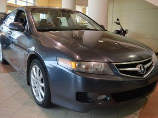 Used 2007 Acura TSX Base for sale in Edmonton, AB