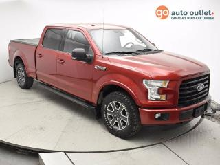 Used 2016 Ford F-150 XLT 4x4 SuperCrew Cab Styleside 6.5 ft. box 157 in. WB for sale in Edmonton, AB
