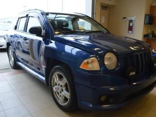 Used 2009 Jeep Compass Limited 4X4 for sale in Edmonton, AB