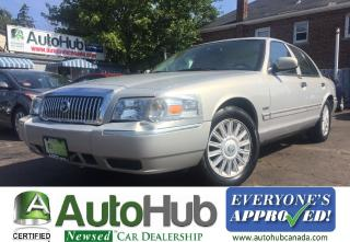 Used 2009 Mercury Grand Marquis LS ULTIMATE EDITION-LOADED for sale in Hamilton, ON