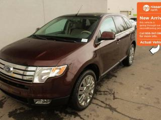 Used 2009 Ford Edge Limited for sale in Edmonton, AB