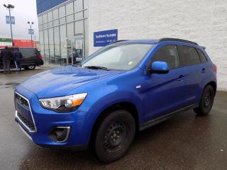 Used 2015 Mitsubishi RVR GT for sale in Edmonton, AB