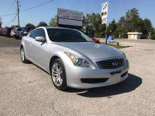 Used 2009 Infiniti G37X  Premium for sale in Komoka, ON