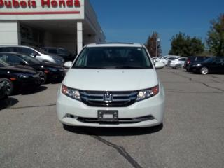 Used 2014 Honda Odyssey EX-L RES for sale in Woodstock, ON