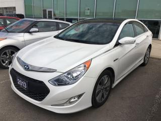 Used 2013 Hyundai Sonata Hybrid - for sale in Brampton, ON