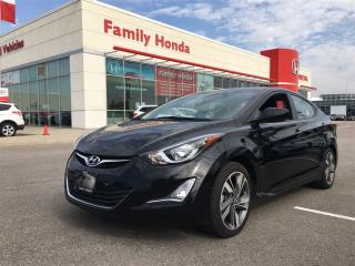 Used 2015 Hyundai Elantra GLS for sale in Brampton, ON