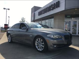 Used 2012 BMW 528 i xDrive for sale in London, ON
