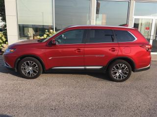 Used 2017 Mitsubishi Outlander GT S-AWC for sale in London, ON