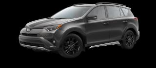 New 2018 Toyota RAV4 TRAIL for sale in Renfrew, ON