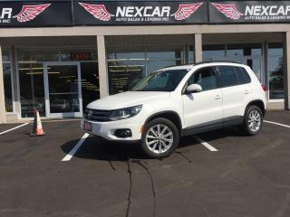 Used 2014 Volkswagen Tiguan 2.0 TSI AWD COMFORTLINE AUT0 LEATHER PANO/ROOF 84K for sale in North York, ON