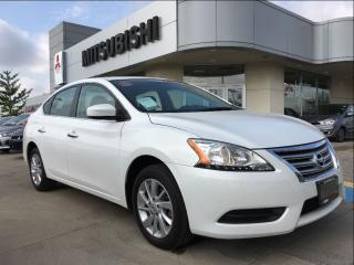 Used 2015 Nissan Sentra 1.8 SV CVT for sale in London, ON
