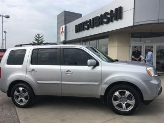 Used 2012 Honda Pilot EX-L RES 4WD 5AT for sale in London, ON