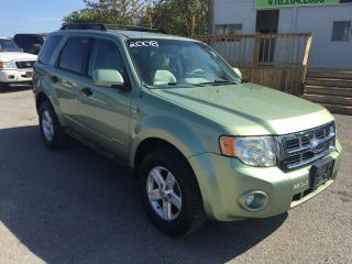 Used 2008 Ford Escape HYBRID for sale in Pickering, ON