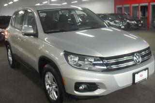 Used 2012 Volkswagen Tiguan Trendline 4Motion for sale in North York, ON