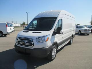 Used 2017 Ford TRANSIT-250 148 IN W/BASE.HIGH ROOF EXT. for sale in London, ON