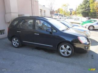 Used 2008 Kia Rondo EX Leather + Sunroof for sale in Owen Sound, ON