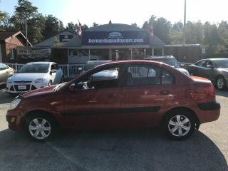 Used 2007 Kia Rio EX for sale in Flesherton, ON