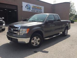 Used 2013 Ford F-150 XLT - SUPER CAB - BLUETHOOTH - ALLOYS for sale in Aurora, ON