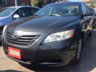 Used 2009 Toyota Camry LE LOW KM 159K All Power Options for sale in Scarborough, ON
