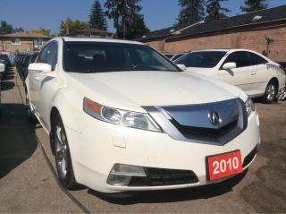 Used 2010 Acura TL AWD LOADED w/Paddle Shifters Leather Bluetooth for sale in Scarborough, ON