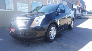 Used 2013 Cadillac SRX Leather Collection--ULTRAVIEW SUNROOF-OFF LEASE- for sale in Tilbury, ON