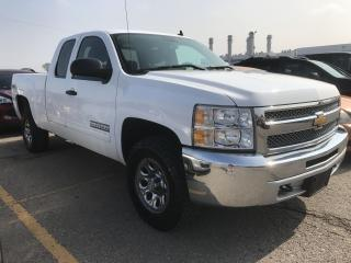 Used 2013 Chevrolet Silverado 1500 LS, extended,short box for sale in St Catharines, ON