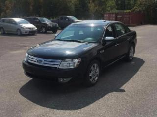 Used 2009 Ford Taurus Limited -AWD - NO ACCIDENT - SAFETY/WARRANTY INCLU for sale in Cambridge, ON