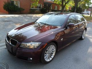 Used 2009 BMW 3 Series 328iX AWD, SPORT, NO ACCIDENT, NEW TIRES for sale in Etobicoke, ON
