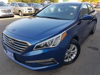 Used 2017 Hyundai Sonata GL-Hyundai Certified-Pristine condition for sale in Mississauga, ON
