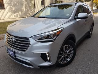 Used 2017 Hyundai Santa Fe XL Premium-AWD-Push start-Rear Camera for sale in Mississauga, ON