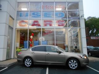 Used 2009 Honda Accord EX-L POWER SUNROOF HEATED SEATS for sale in Halifax, NS