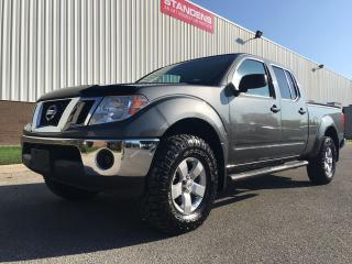Used 2009 Nissan Frontier SE - Crew Cap Off Road Pkg for sale in Mississauga, ON
