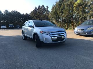 Used 2012 Ford Edge SEL for sale in Waterloo, ON