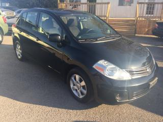 Used 2012 Nissan Versa 1.8 SL for sale in Pickering, ON