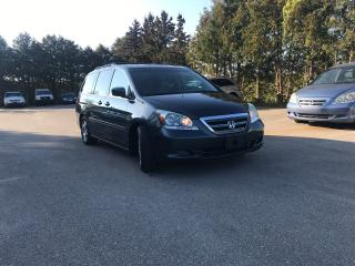 Used 2005 Honda Odyssey EX-L 8 Passengers for sale in Waterloo, ON