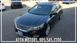 Used 2014 Honda Accord Touring for sale in Hamilton, ON