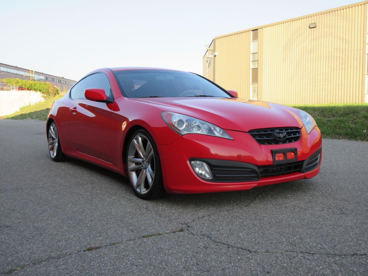2010 Hyundai Genesis Coupe 2.0 LITRE, PREMIUM, LEATHER,