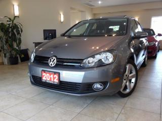 Used 2012 Volkswagen Golf 2.5L Sportline for sale in Toronto, ON