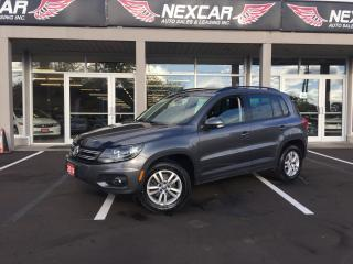 Used 2014 Volkswagen Tiguan 2.0 TSI 4MOTION TRENDLINE AUT0 A/C AWD 119K for sale in North York, ON