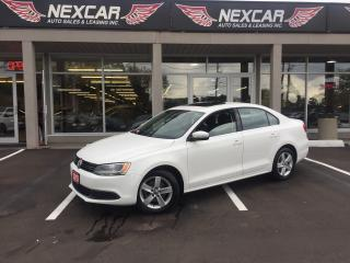 Used 2013 Volkswagen Jetta 2.5L COMFORTLINE AUT0 A/C SUNROOF 32K for sale in North York, ON