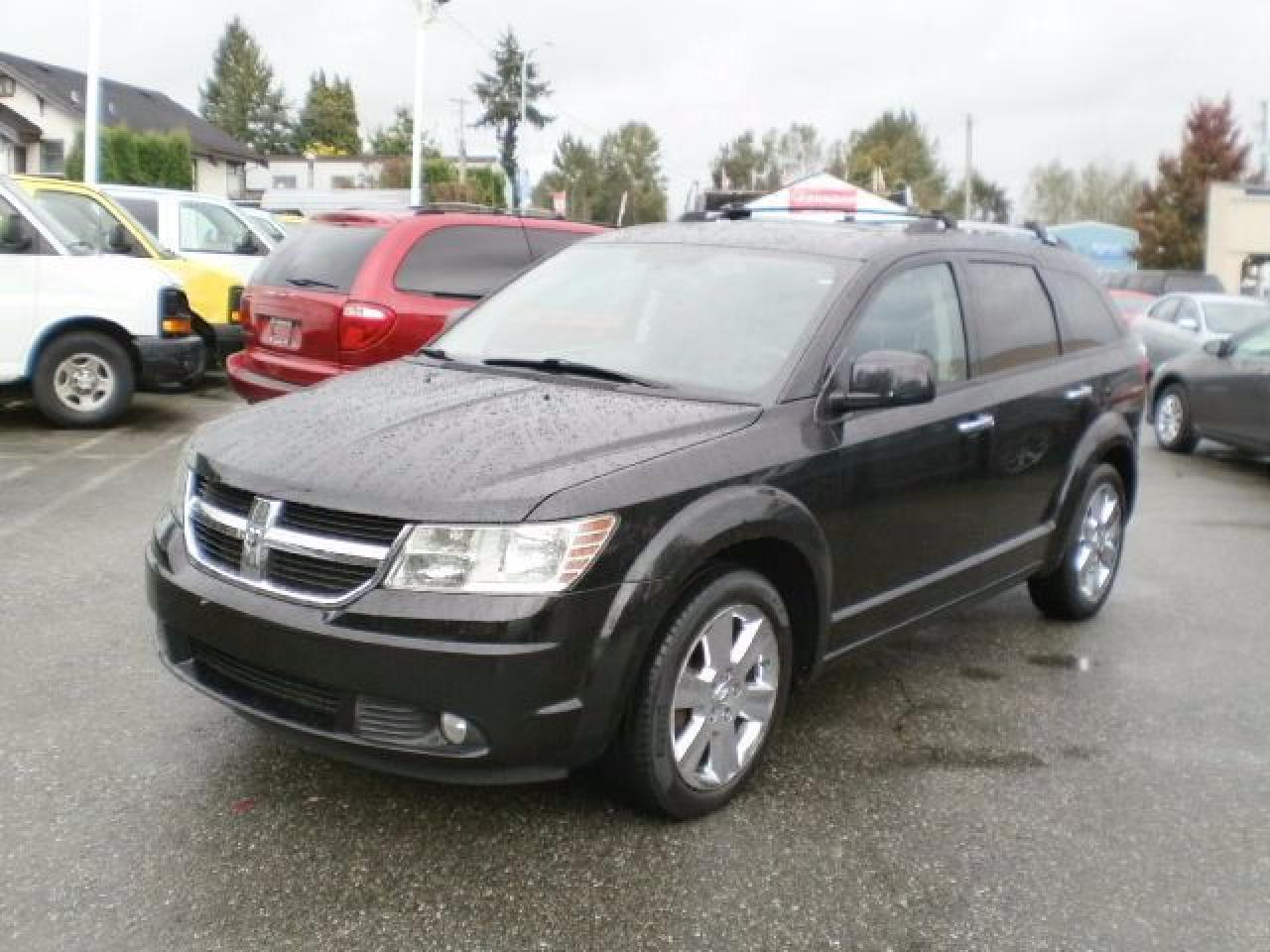 2010 Dodge Journey R/T, leather, sunroof, navigation,