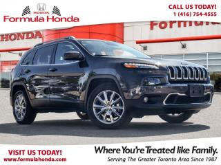 Used 2015 Jeep Cherokee LIMITED | FULLY LOADED | NAVIGATION for sale in Scarborough, ON