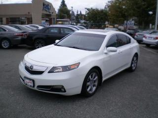 Used 2013 Acura TL w/Tech Pkg for sale in Surrey, BC