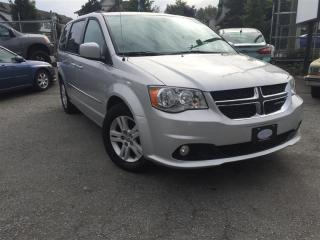 Used 2011 Dodge Grand Caravan Crew for sale in Surrey, BC