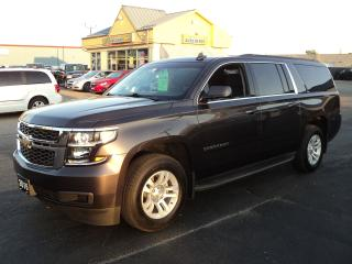 Used 2016 Chevrolet Suburban 1500 LS 4X4 5.3L 9 Passenger for sale in Brantford, ON