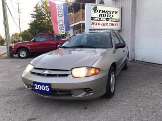 Used 2005 Chevrolet Cavalier for sale in Bloomingdale, ON